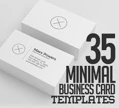 Medical Business Card Design Free Minimal Medical Business Card Template News Design Blog