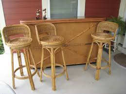 Tiki Home Decor 1950s Bar Stools With Backs Home Design And Decor