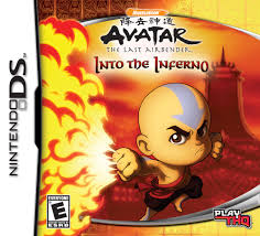 Avatar The Last Airbender Map Avatar The Last Airbender Into The Inferno Review Ign