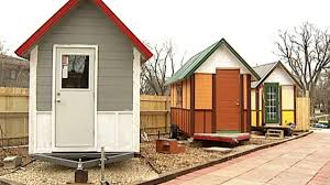 racine combats homelessness among veterans with tiny homes wkow