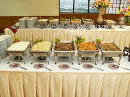 how to decorate a buffet table for a wedding best decoration