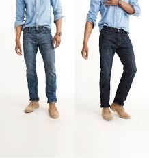 Burgundy Skinny Jeans Mens Mens Jeans Abercrombie U0026 Fitch