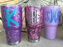 customized yeti cups by guns up hydrographics guns up