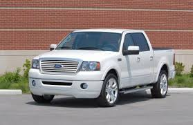 2008 ford f150 lariate limited edition information photos