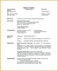 american format resume american resume template resume sle