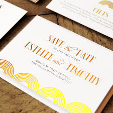 great gatsby wedding invitations great gatsby foil invitation feel wedding invitations