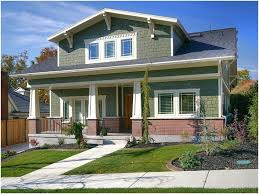 craftsman home designs excellent two story craftsman style house plans gallery best