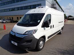 new citroen dispatch new citroen relay xlwb h r refrigerated van euro 6 engine