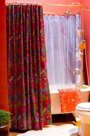 Design Your Own Shower Curtain Upholstery Basics Grommet Top Shower Curtain U2013 Design Sponge