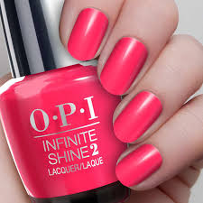 she went on and on and on infinite shine opi