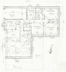 plan maison 120m2 4 chambres 120m2 plain pied en l parasismique 4 ch cuisine ouverte 134