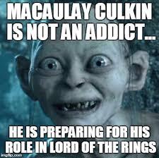 Macaulay Culkin Memes - gollum meme imgflip