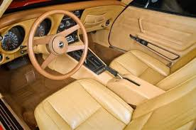 Custom Corvette Interior 1976 C3 Corvette Ultimate Guide Overview Specs Vin Info