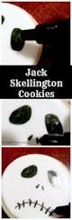 jack skellington homemade halloween sugar cookies homemade