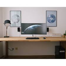Pc Desk Ideas Best 25 Simple Computer Desk Ideas On Pinterest Rustic Computer