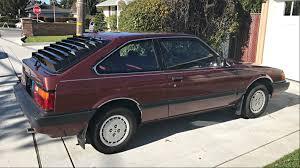 1988 Accord Hatchback 24 000 Mile Survivor 1984 Honda Accord
