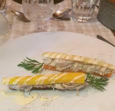 lapin de cuisine persillade de lapin liée au kiri variation de carotte picture of