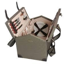 picnic basket set for 4 35 best picnic baskets images on picnic baskets the