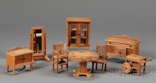 wooden arts and crafts bliss type adirondack style dollhouse and arts crafts wooden