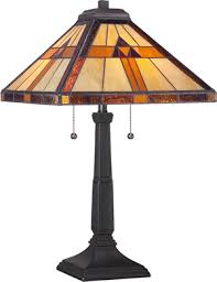 Arts And Crafts Desk Lamp Quoizel Classic Craftsman Arts U0026 Crafts Prairie Collections