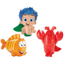 nickelodeon bubble guppies gil bubble puppy water dragon