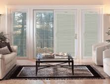 Single Patio Doors With Built In Blinds Patio Doors Sliding Glass Doors Replacement Windows Education