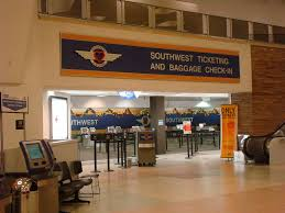 Southwest Flight Tickets by Southwest Airlines Ticket Counter Dallas Love Field Flickr