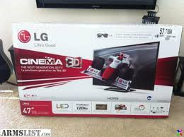 New 3d Tv Armslist For Sale Brand New Sealed In Box Lg Led 3d Tv With