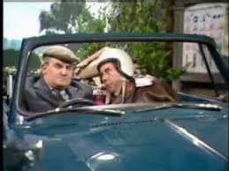 the two ronnies driving test youtube