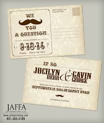 vintage save the date wedding invitation vintage save the date cards