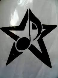 music note and star design by jakeee94 on deviantart