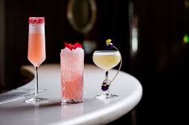 5 of the best london fashion week cocktails