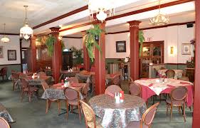 bisbee az restaurants dining copper queen hotel