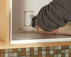 How To Install Lights Under Kitchen Cabinets Retrofit Undercabinet Lights In Frameless Cabinets Fine Homebuilding
