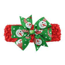 crochet elastic ribbon new design christmas headbands stretch elastic crochet band