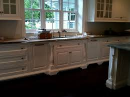 transform kitchen cabinets with legs with home interior design