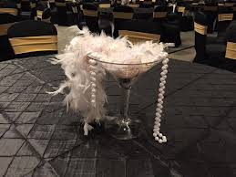 Great Gatsby Centerpiece Ideas by 38 Best Decades Images On Pinterest 1920s Gatsby And 1950s