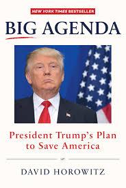 Plan Image Big Agenda President Trump U0027s Plan To Save America David Horowitz