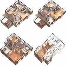 Floor Plans 3d Mpx3d Jpg