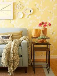 creative uses of wallpaper in any room