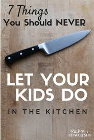Knives For The Kitchen How To Raise Your Children To Be Good Real Food Eaters U0026 Cooks