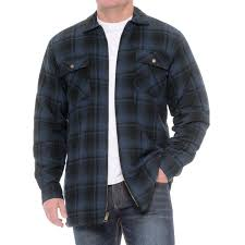 Big And Tall For Mens Clothes Wolverine Marshall Shirt Jacket For Big And Tall Men Save 50