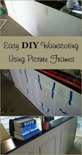 the 25 best picture frame wainscoting ideas on pinterest