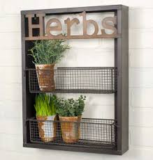 hanging herb planter plantiful home