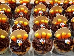 10 thanksgiving creative turkey cupcakes mole empire