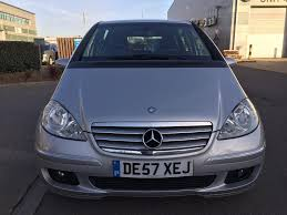 2007 mercedes benz a150 elegance se 70k mileage f s hstry 1 owners