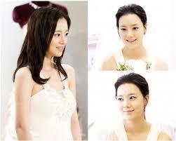 Wedding Dress Drama Korea Moon Chae Won Shows Off An Elegant Look In A Wedding Gown On Nice
