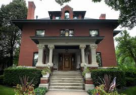 Historic Homes Stately St Paul Mansion And Other Historic Homes Will Open Their