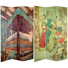 kids room oriental decorative kids partition panels as room