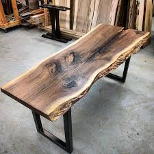 Make Your Own Reclaimed Wood Desk by Best 25 Metal Legs For Table Ideas On Pinterest Legs For Tables